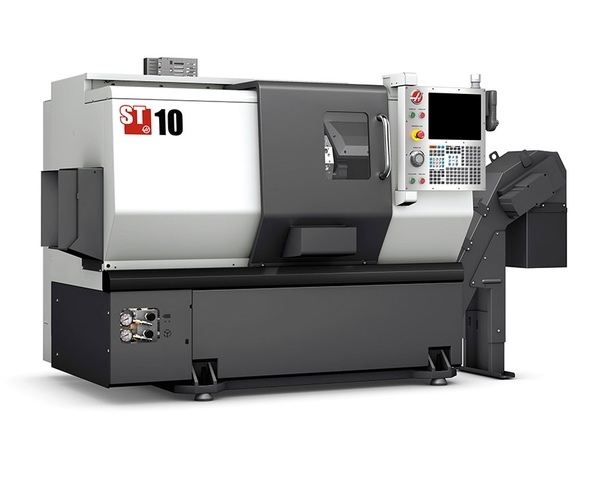 Haas ST-10 turning